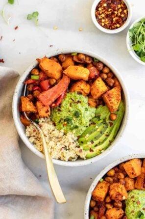 16 Easy & Healthy Buddha Bowls