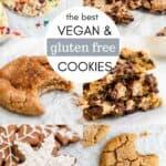 vegan gluten free cookie roundup